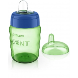 Philips Avent - Cana Easy Sip Spout Cup 12+ luni 260ml, Verde