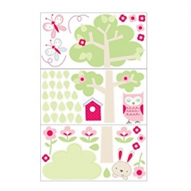 Gro - Decoratiuni Wall Stickers, Hetty, 3 foi