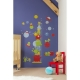 Gro - Decoratiuni Wall Stickers, Alfred and The Aliens