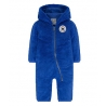 Converse - Salopeta All Star Infant Polar Sherpa, Albastru