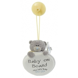 Me to You - Ursulet auto Tiny Tatty Teddy Baby on Board