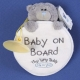 Me to You - Ursulet Tiny Tatty Teddy Baby on Board