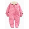 Next - Combinezon iarna bebelusi Karo, Pink