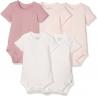 Mamas&Papas - Set Body cu maneca scurta Range Pink, 5 buc