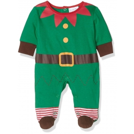 Twins - Salopeta Baby Christmas Elf
