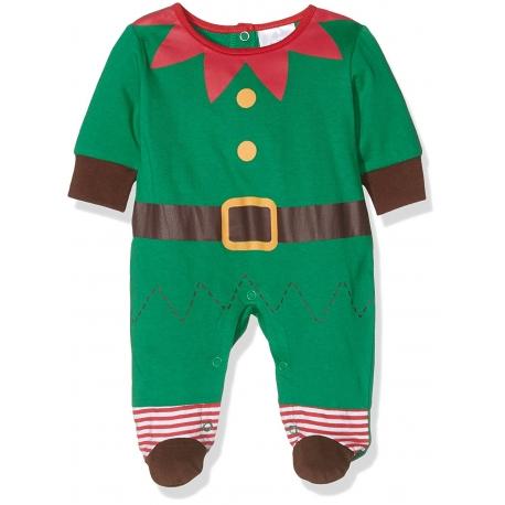 Twins - Salopeta Baby Christmas Elf