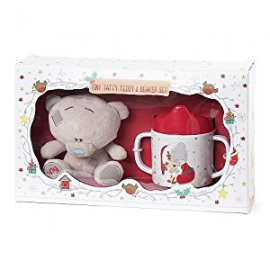 Me to You - Set Cadou Canita si Ursulet Tatty Teddy, Small, 4""