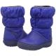 crocs - Cizme de zapada, Winter Puff Boot, Blue