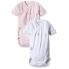 Absorba - Set 2 body cu maneca scurta, Girls Love Pink