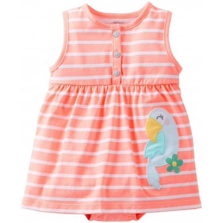 Carter's - Rochita Perrot Sunsuit