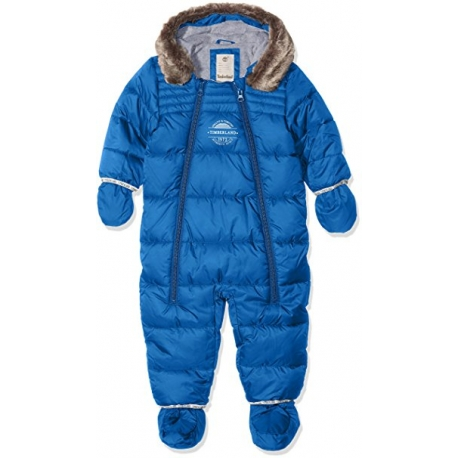Timberland - Combinezon Baby Snowsuit, Royal Blue