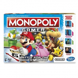 Monopoly - Editie GAMER by Nintendo