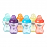 Tommee Tippee - Set Biberoane Fiesta Fun Time 6X260ml
