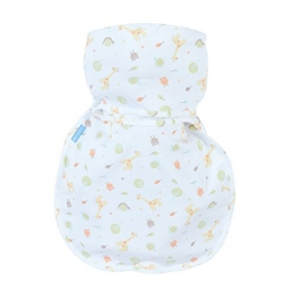 Gro - Paturica infasat GroSwaddle Hip-Healthy, Have a Giraffe