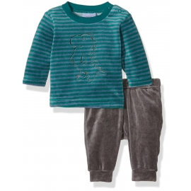Twins - Set Bluza si Pantaloni, Graphic Dino
