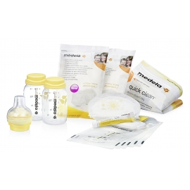 Medela - Kit alaptare Breastfeeding Starter Kit