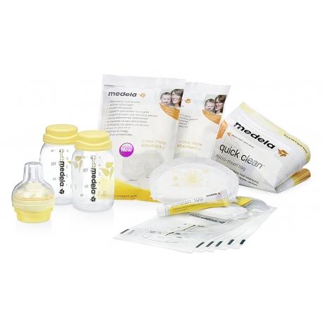 Medela - Kit alaptare Breastfeeding Starter Kit