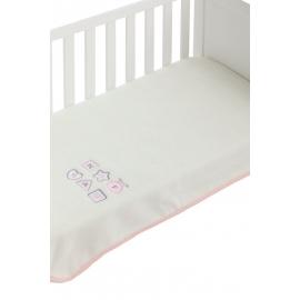 NAF NAF - Patura Polar Soft Feeling, Ladybird Pink, 110x140 cm