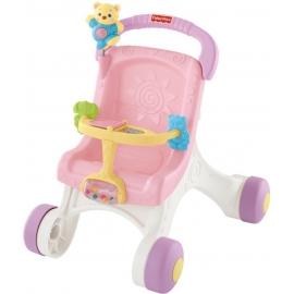 Fisher Price - Premergator Carucior My Stroll & Play Walker
