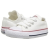 Converse - Tenisi Copii All Star Infant Trainers, Low Top, Alb