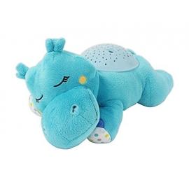 Lampa cu sunete si proiectii, Hipopotam