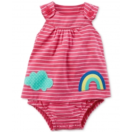 Carter's - Rochita Rainbow Sunsuit