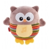 Fisher-Price - Jucarie interactiva Bufnita Soothe and Glow, Brown