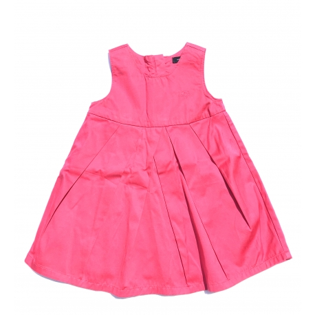 Tommy Hilfiger - Rochita Tommy Girl Enchanting SS Dress, Intense Pink