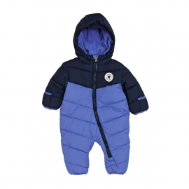 Converse - Combinezon All Star Infant Snowsuit Duo Blue