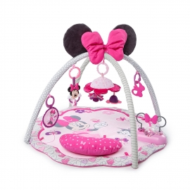 Disney - Saltea activitati Baby Minnie Mouse Garden Fun Activity Gym
