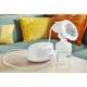 Philips AVENT - Pompa de san electrica Ultra Comfort cu biberon pentru hranire naturala SCF332/31