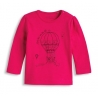 Esprit - Bluza fetite cu maneca lunga Magic Pink