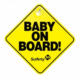 Safety 1st - Semn BABY ON BORD