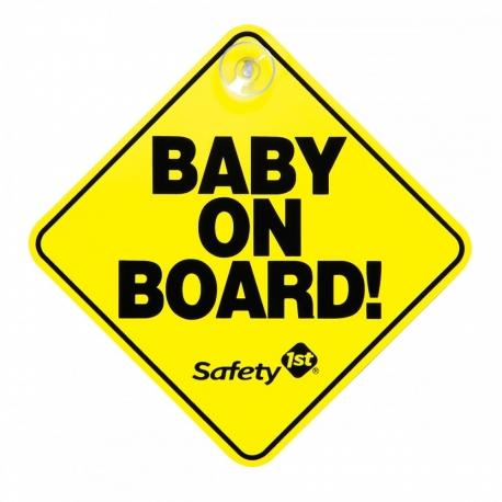 Safety 1st - Semn BEBE ON BORD