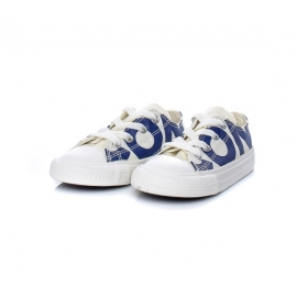 Converse - Tenisi Copii All Star Infant Trainers, Low Top, Text