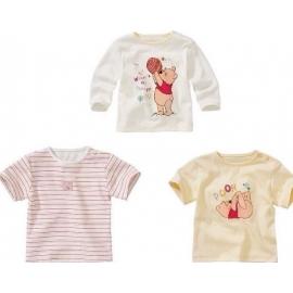 Disney - Winnie The Pooh Set 3 tricouri