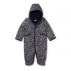 Ralph Lauren - Baby Barn Bunting Snowsuit, Floral
