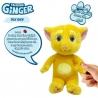 Talking Friends - Prietenul vorbaret Ginger, jucarie interactiva NOU