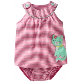 Carter's - Rochita Cat Sunsuit