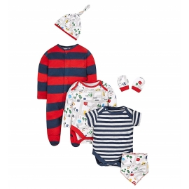 Mothercare - Set cadou 6 piese, Little City