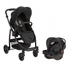 Graco - Carucior Evo II TS, Black Grey