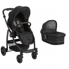 Graco - Carucior Evo II 2 in 1, Black Grey