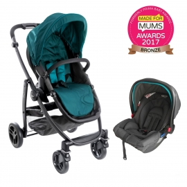 Graco - Carucior Evo II TS, Harbour Blue