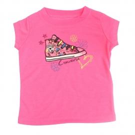 Converse - Tricou Bebelusi Love Shoes