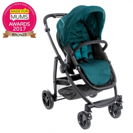 Graco - Carucior Evo II, Harbor Blue