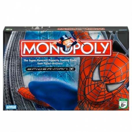 Monopoly - Spiderman