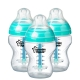 Tommee Tippee - Set Biberoane Advanced Anti-colic cu Sistem de Ventilatie, 3X260 ml 0+ luni