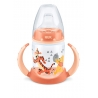 NUK - Biberon First Choice Disney Winnie the Pooh Orange 150ml, 6 luni +
