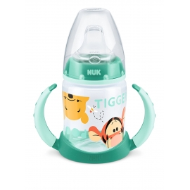 NUK - Biberon First Choice Disney Winnie the Pooh Mint 150ml, 6 luni +