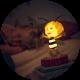 Varta - Veioză LED de noapte copii MAYA THE BEE